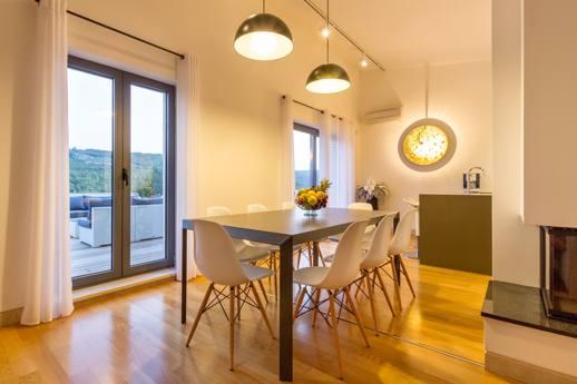 villa amalia dining room