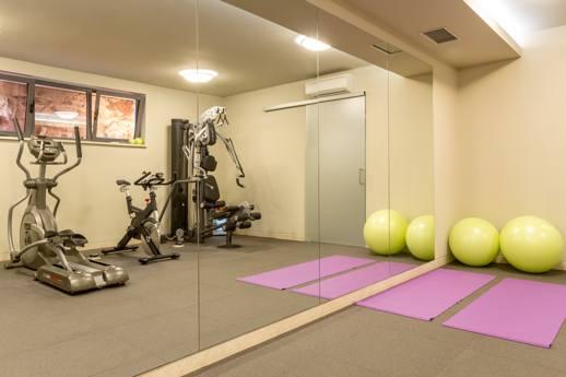 villa amalia gym